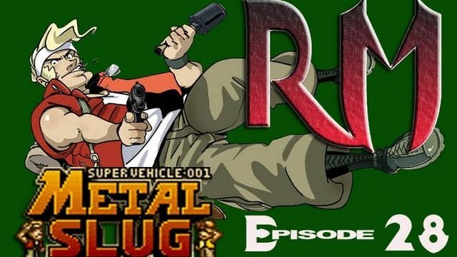 Retro Mondays - Metal Slug Review
