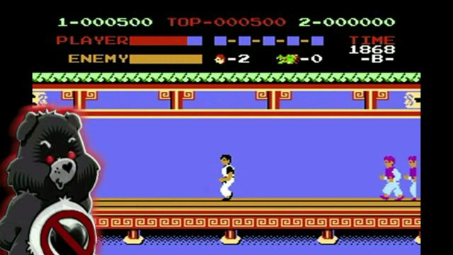 Retro Mondays - Kung Fu (Nes) Review