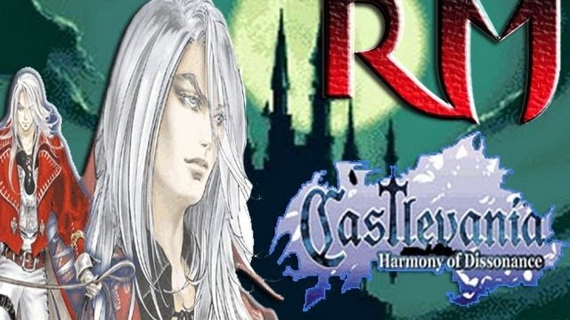 Retro Mondays - Castlevania Harmony of Dissonance Review