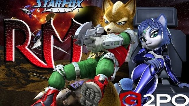 Retro Mondays - Star Fox Assault Review