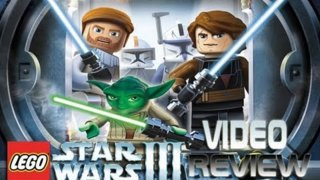 Lego Star Wars 3: The Clone Wars (3DS) Review