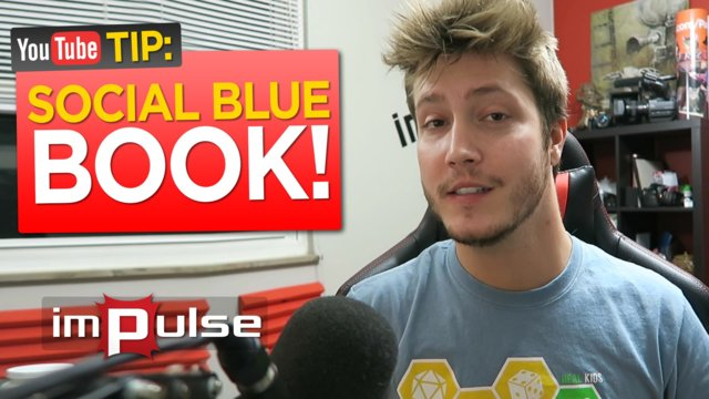 ★ SOCIAL BLUE BOOK! ➜ Impulse