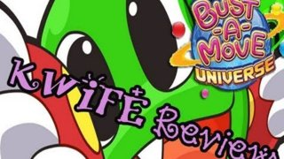 Kwing Game Reviews - Bust A Move Universe (3DS) Review!