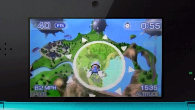 Kwing Game Reviews - Pilotwings Resort Review (3DS)