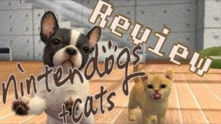 Nintendogs + Cats  Review 3DS