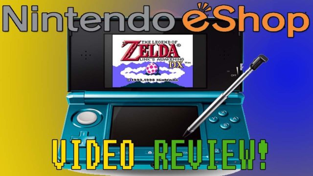 Nintendo 3DS Eshop & Internet Browser Review