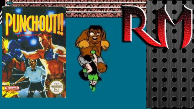 Retro Mondays - Mike Tyson's Punch Out (Nes/Wii) Review