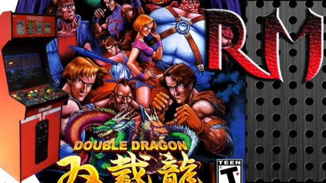 Retro Mondays - DOUBLE DRAGON (PSX) Review