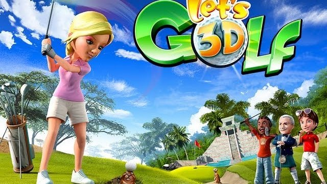 Let's Golf 3D Review
