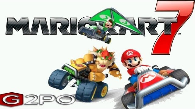Mario Kart 7 Review - Nintendo 3DS