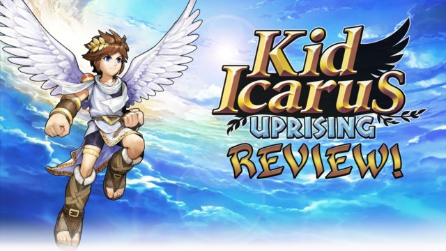 Kid Icarus Uprising Review