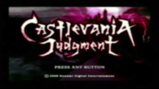 Castlevania: Judgment (Wii) Game Review part 1