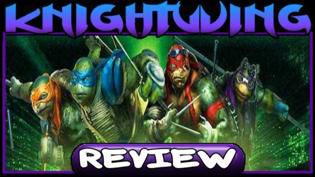Teenage Mutant Ninja Turtles: 2014 Movie (3DS) REVIEW