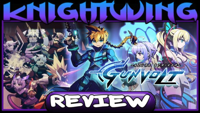 Azure Striker Gunvolt: REVIEW Nintendo 3DS